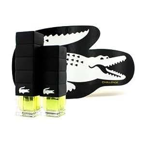 Lacoste - Challenge Coffret: Eau De Toilette Spray 90Ml/3Oz + After Shave Spray 75Ml/2.5Oz 2Pcs - Parfum Homme