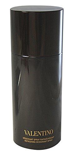 VALENTINO VALENTINO UOMO Deo mit Zerstäuber 150 ml (Deodorant Alkoholfreie)