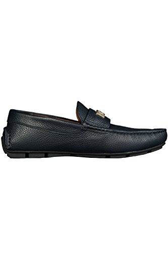 Moschino Conduite Designer Chaussures 56092-12009003-01-9104 Bleu Marine