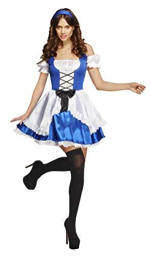 (Smiffys - Alice - Fieber - Erwachsene Kostüm)