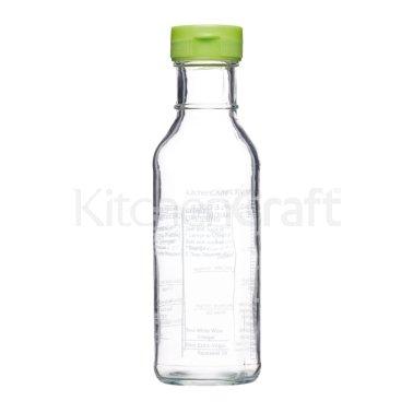 Kitchen Craft Salatdressing-Flasche CDU 12 St - Glas