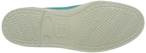 Bensimon - Tennis Lacet Femme, Basse Donna Turchese (Turquoise)