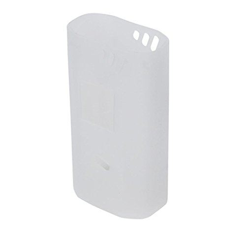 Kole - Silikonschutzhülle für das Smok Alien 220W Box Mod Kit weiß weiß (Box Teile Mod)