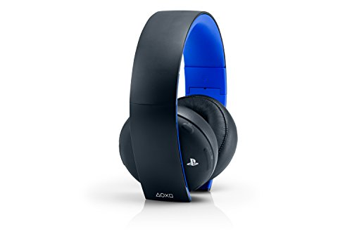 Sony GOLD Wireless Stereo Headset 2.0 FOR PS4 Headset