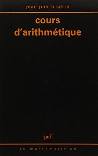 Cours d'arithmétique, 4e édition