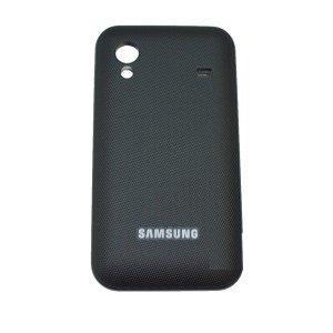 Samsung GT S5830 i Galaxy Ace Akkudeckel Akku Cover Schale Original Neu black