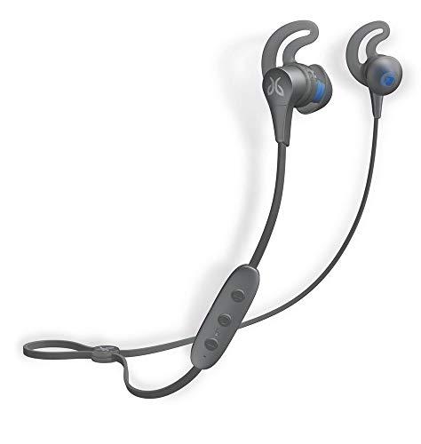 Jaybird X4 kabellose Bluetooth-Kopfhörer, für Sport und Laufsport, kompatibel mit iOS und Android Smartphones - Storm Metallic -