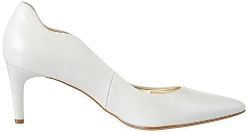 Högl 3 10 6773 0300, Escarpins Femme Blanc (Perlweiß0300)