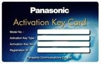 Preisvergleich Produktbild PANASONIC KX-NCS4504WJ 4 IP Systemtelefone Activation Key für KX-TDE100 / 200 / 600