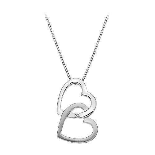 hot-diamonds-dp038-collar-de-mujer-de-plata-de-ley-con-1-diamante