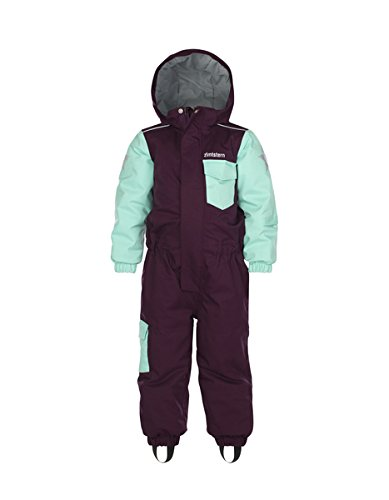 Zimtstern Kinder Frizz Overall, Blue, 110