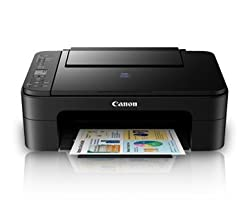 Canon TS 3170S InkJet Printer (Black)