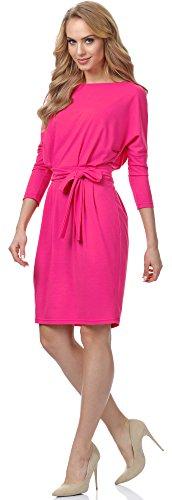 Merry Style Damen Kleid MSSE0006 Amaranth