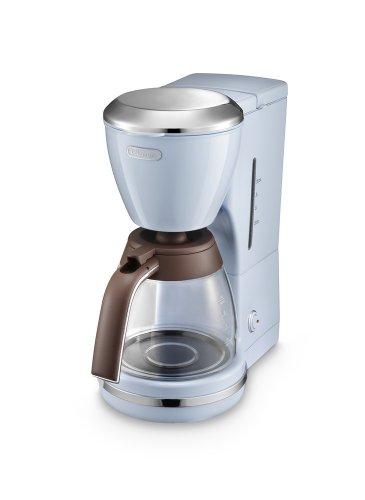 DeLonghi ICMOV 210.AZ Icona Vintage Filterkaffeemaschine azur