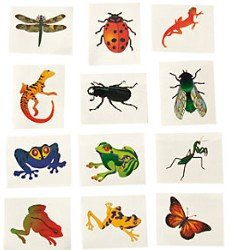 pack-of-12-insect-reptile-temporary-tattoos-great-party-loot-bag-fillers