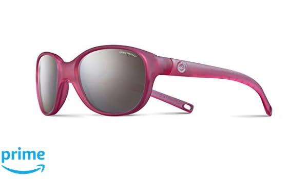 Julbo Fame Sonnenbrille Mädchen, blau transparent matt