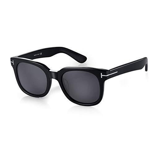 ATR Polarisiertes licht haben Grad Anzahl kann mit myopie net rote Brille rundes Gesicht persönlichkeit Stick Sonnenbrille männer und Frauen (Farbe: 1)