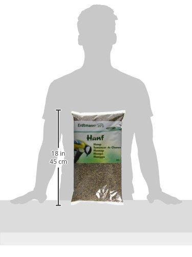 Erdtmanns Hemp Seeds, 2.5 Kg 5