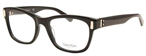 Calvin Klein Collection - CK8532, Rechteckig, Acetat, Damenbrillen, BLACK(001 B ), 51/18/135