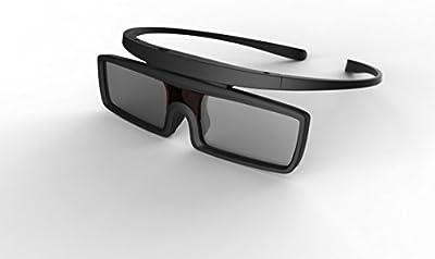 Hisense FPS3D07A - Gafas 3D (Negro)