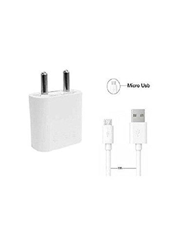 RASU stylish 2A wall charger Compatible with iBall Andi4-B2 IPS  available at amazon for Rs.349