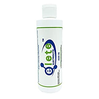 Elete Electrolyte Hydration Concentrate Team Bottle, 480 ml