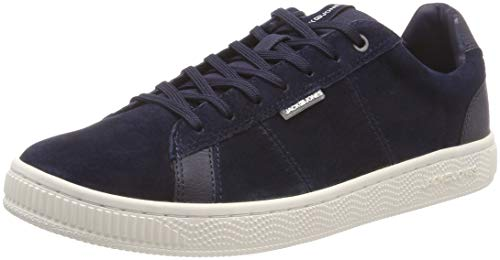 JACK & JONES Jfwolly Nubuck Navy Blazer Noos