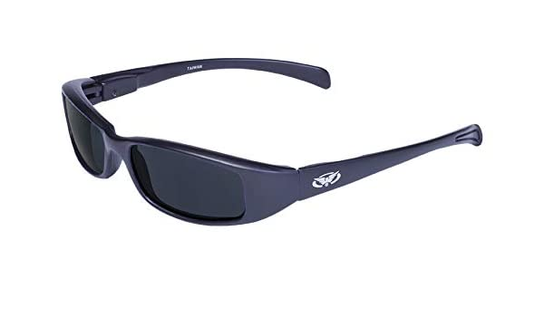 6ed02d79c5cba Global Vision Eyewear New Attitude Sunglasses Super Dark  Amazon.in   Sports