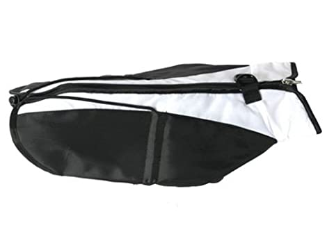 Martin-Sellier - Manteau pour chien - Martin noir & blanc (42cm)