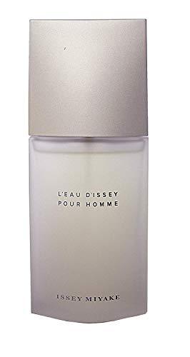 Issey Miyake L'Eau D'Issey Pour Homme, Eau de Toilette, 1er Pack (1 x 125 ml)
