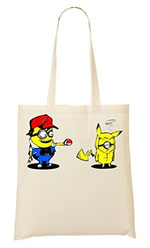 Despicable Pokemon Sac Fourre-Tout Sac À Provisions