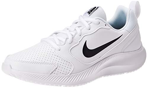 Nike Wmns Todos, Scarpe da Running Donna, Bianco (White/Black 101), 36.5 EU