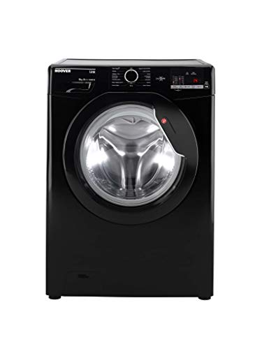 Hoover DHL1482DBB 8kg 1400rpm Washing Machine in Black