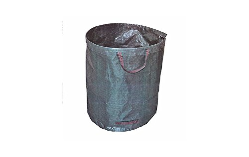 Baricus 4x Gartenabfallsack 272L Fassungsvermögen B-WARE QV90174