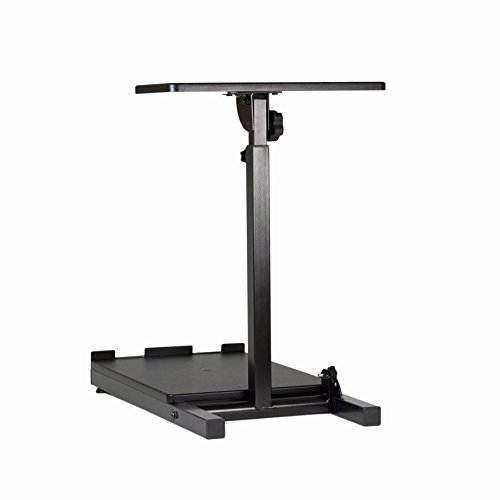 31a7SMBCM4L - BEST BUY #1 The Ultimate Steering Wheel Stand in Black - suitable for Logitech, Xbox, Madcatz and Thrustmaster Reviews and price compare uk