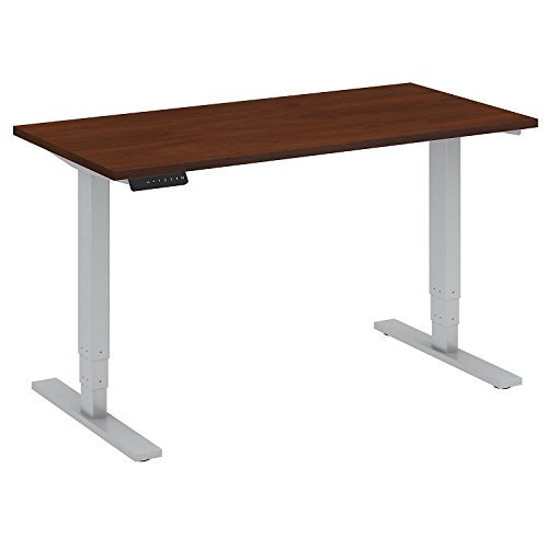 bush-business-furniture-height-adjustable-table-kit-in-hansen-cherry-with-cool-gray-metallic-base-48