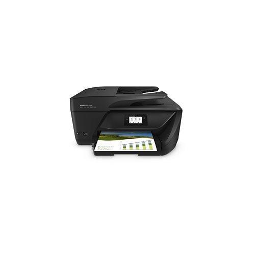 Preisvergleich Produktbild HP Officejet 6950 Multifunktionsdrucker  schwarz + HP Instant Ink Karte, 50 Seiten pro Monat Tarif
