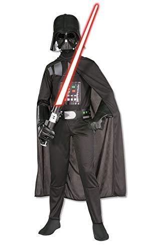 Rubie´s 641066M Kostüm Boys mehrfarbig Age 5-6 Years, Height 116 - Rubie S Kostüm Darth Vader