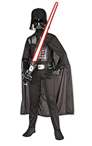 RubiesŽs- Star Wars Disfraz, Multicolor, Age 7-8 Years, Height 128 cm (Rubie