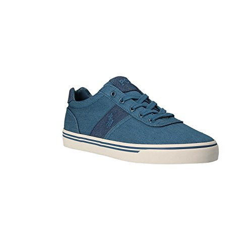 Polo Ralph Lauren Sneakers Chambry Blu Blau