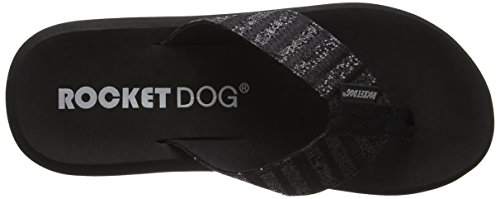 Rocket Dog Damen Spotlight Sandalen Schwarz (sunrise Black)