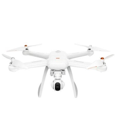 Xiaomi Mi Drone - Dron cuadricóptero, vídeo 4K, WiFi, control remoto