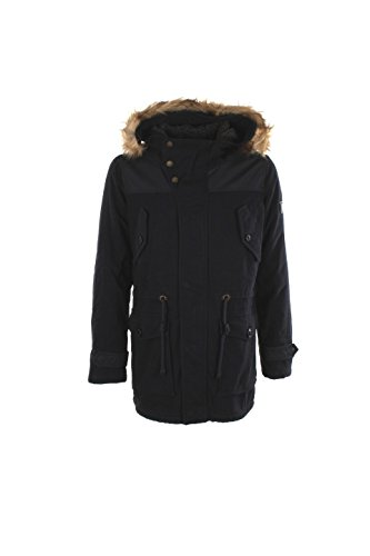 Parka Uomo Yes-zee 2xl Blu O809 N300 Autunno Inverno 2016/17