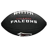 Wilson Atlanta Falcons NFL Mini Football Schwarz