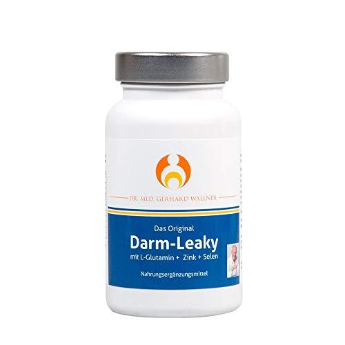 DARM-Leaky mit Zink und Selen – Darm-Schleimhautberuhigung bei Leaky-Gut-Syndrom