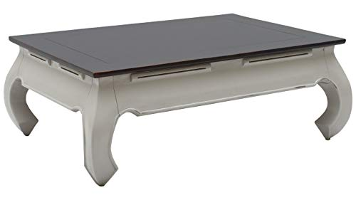 JUSTyou Anabel Table Basse Taupe