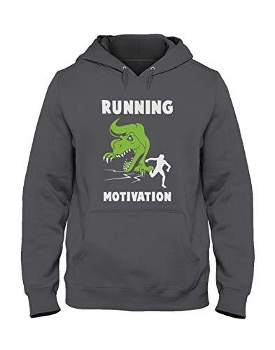 Green De Shirts Running Motivation Sweatshirt T Humour Marathonier Capuche Homme Turtle kXZiuP