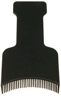 Sibel Pro 8418631-02 - Spatola per colorare i capelli, colore: Nero