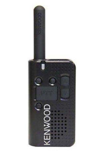 Walkie Talkie Kenwood PKT-23Kenwood Protalk compacto UHF Radio, 15W, 4canal