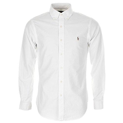 ralph-lauren-camicia-casual-vestito-modellante-basic-con-bottoni-uomo-white-large